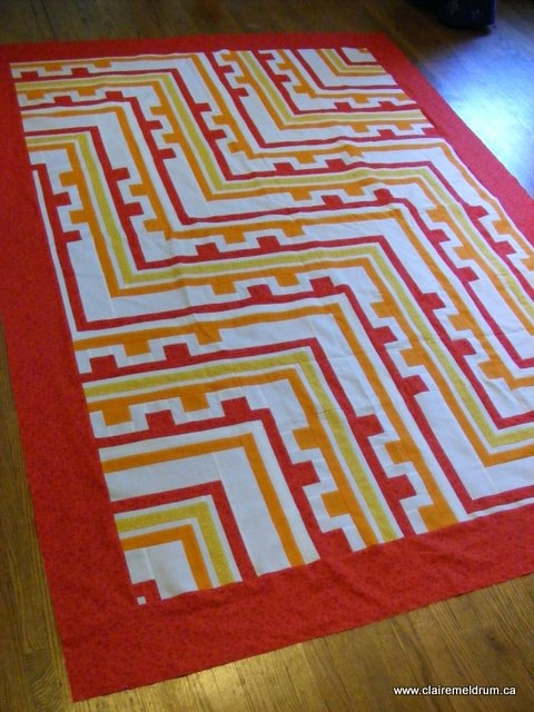 Shifting Gears quilt