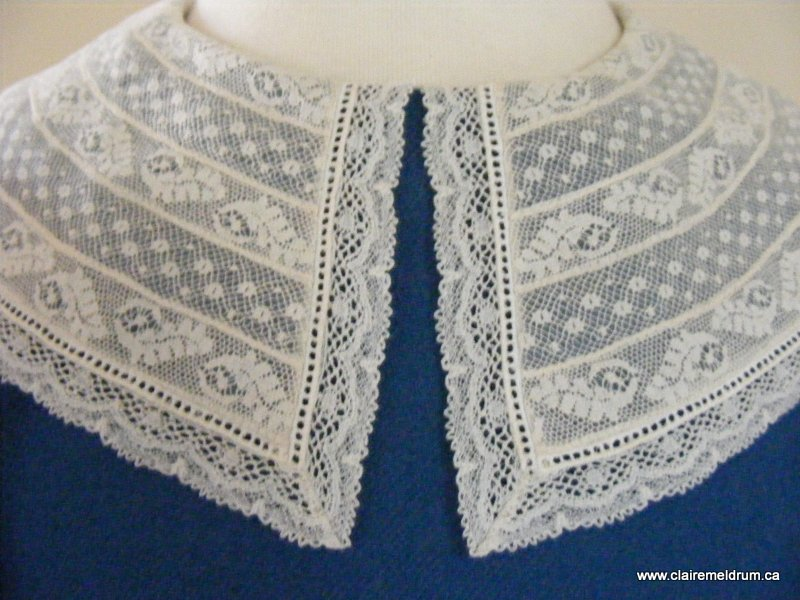 lace and wool smocked dress (9)