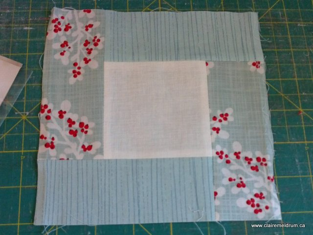 tangled stars quilt wip (4)
