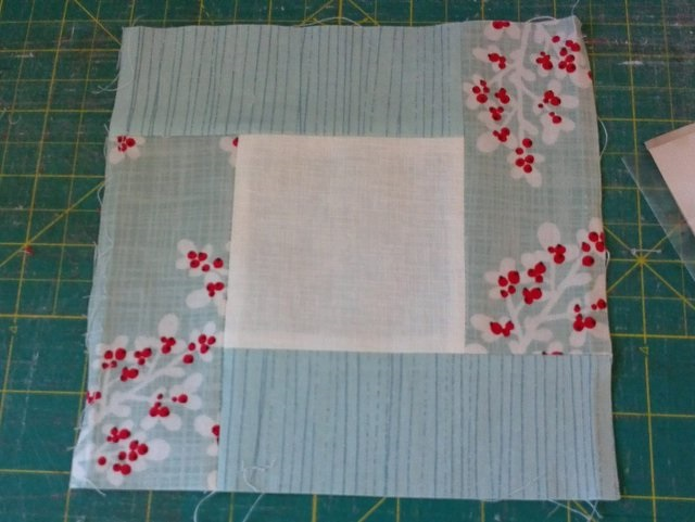 tangled stars quilt wip (5)