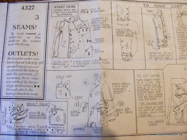 vintage pattern instructions (2)