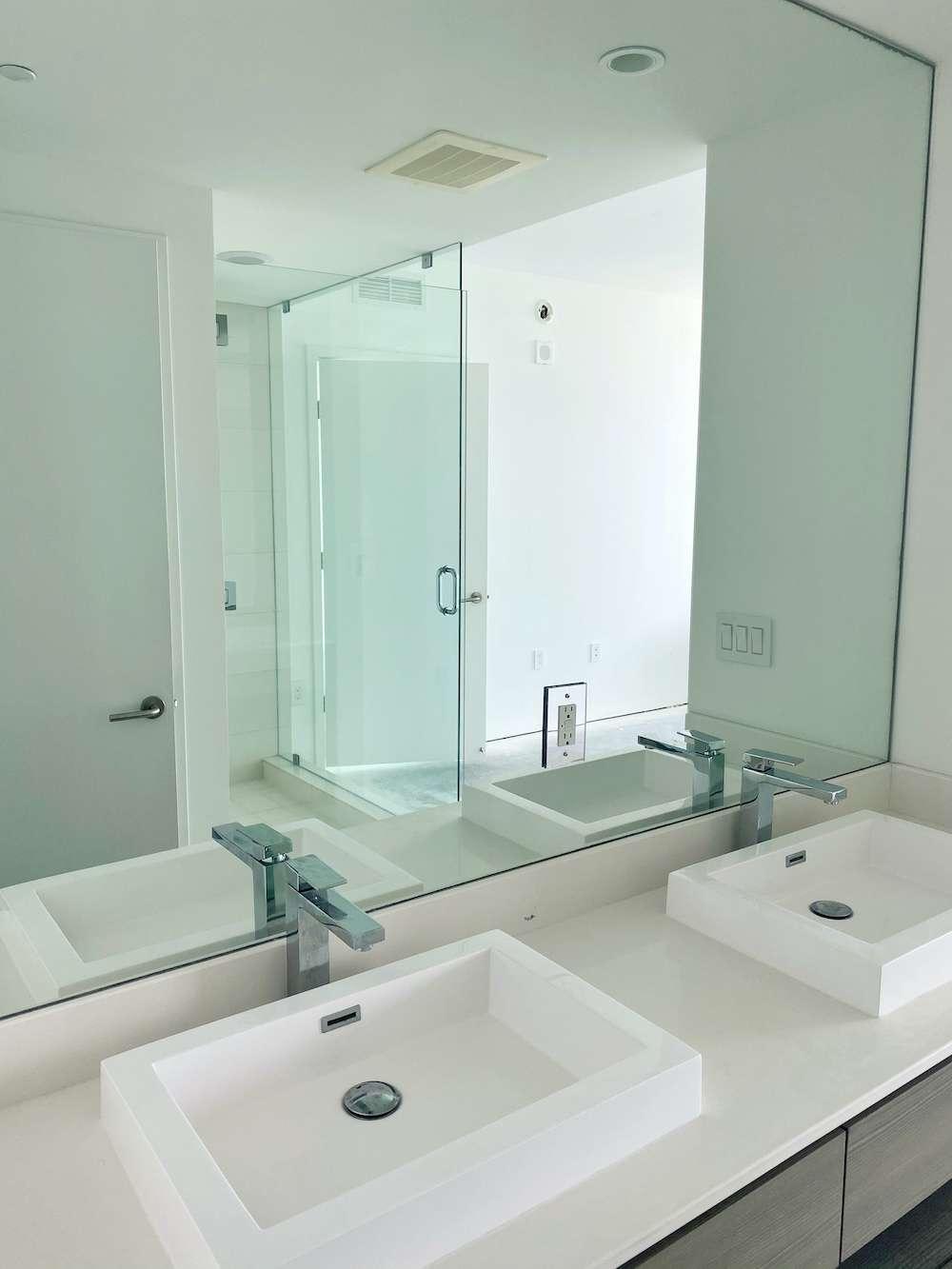 Custom Mirror replacement Miami