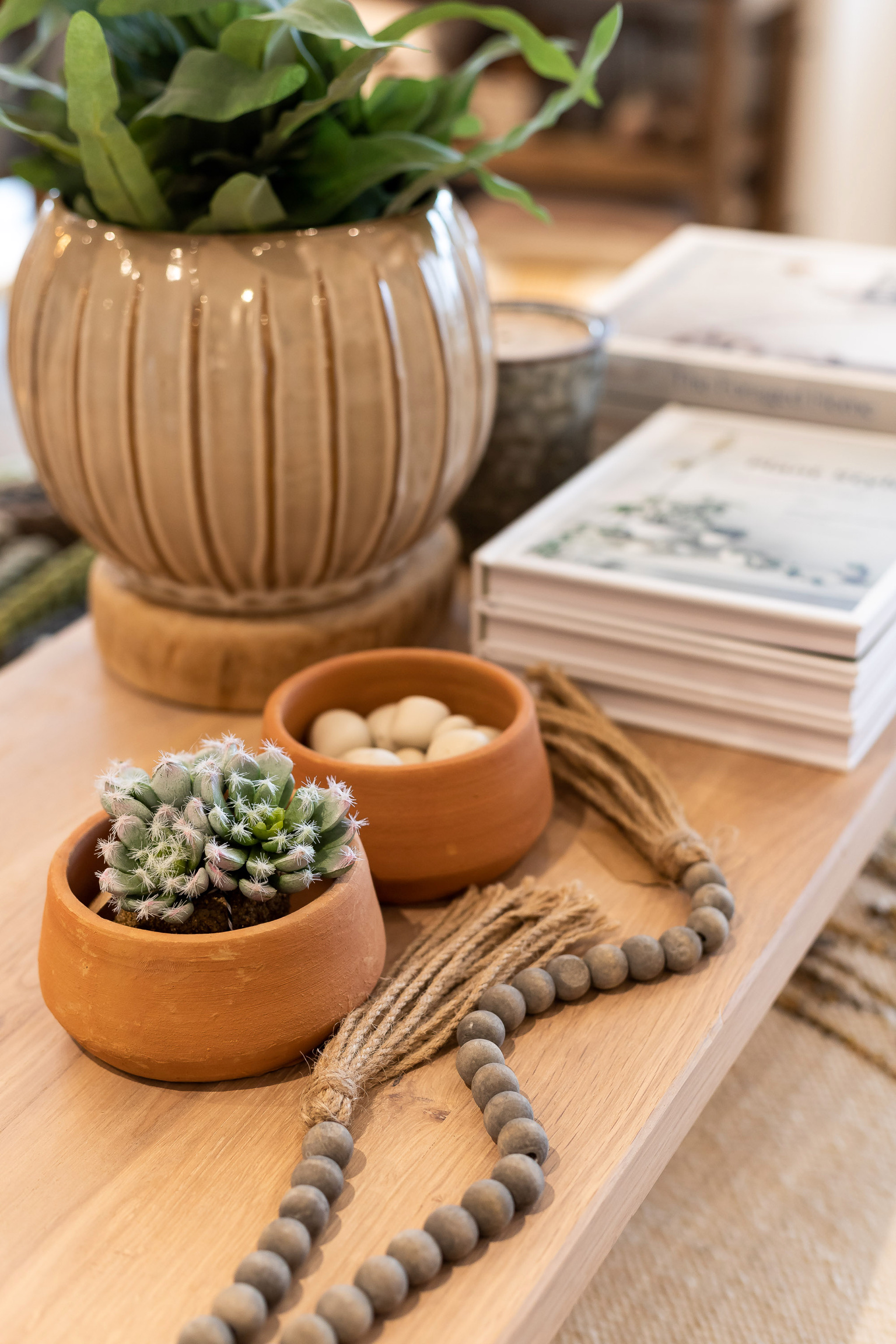 Natural home decor and gifts