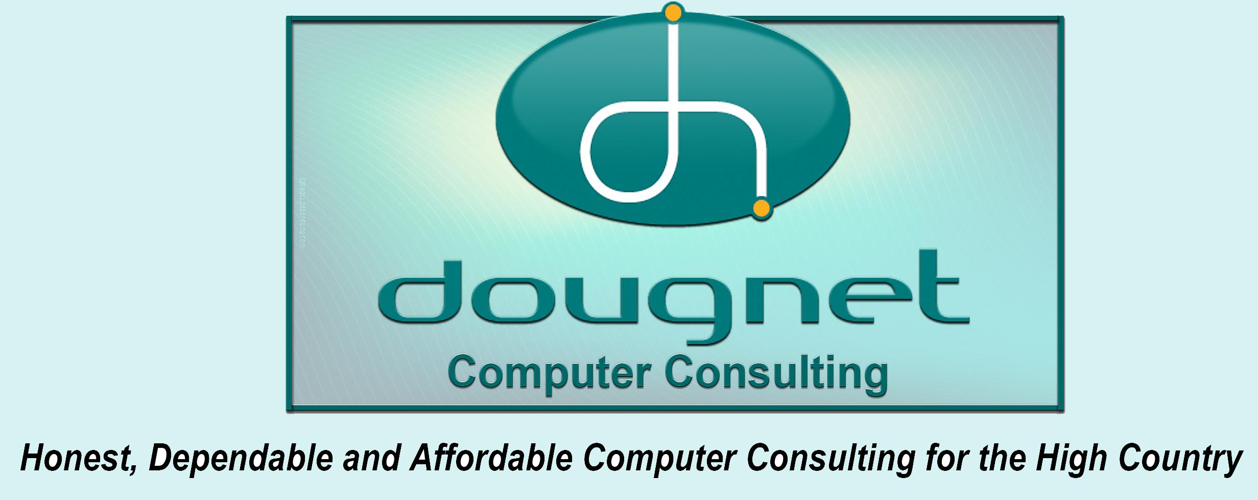 Dougnet Computer Consulting Logo