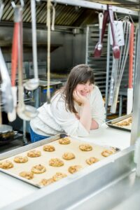 Collettey's Cookie Business