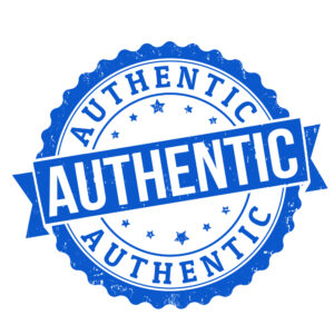Choosing to be Authentic