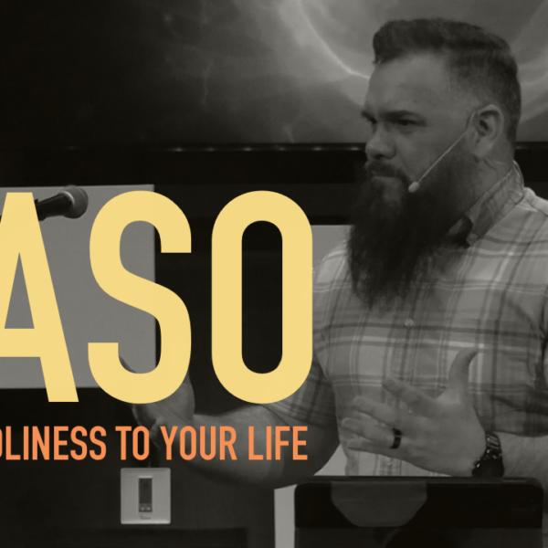Naso — Adding holiness to your life