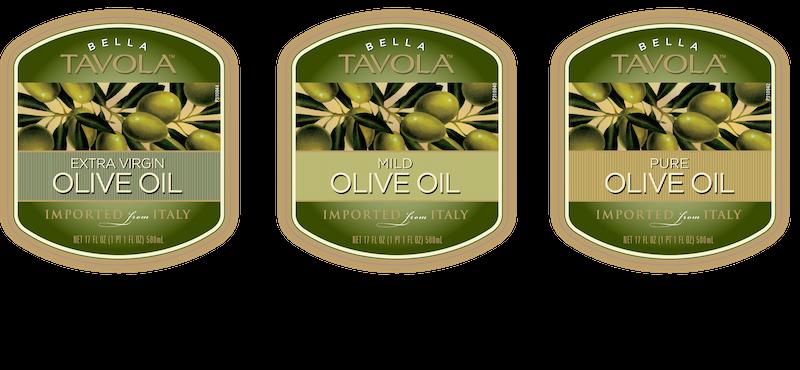Bella Tavola Olive Oil