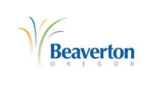 We work with the City of Beaverton.