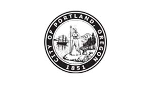 We work with the City of Portland.