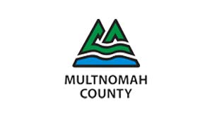 We work with Multnomah County.