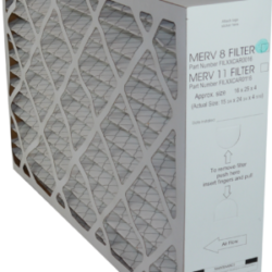 merv 8 merv 11 box disposable air filter