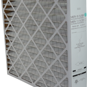 disposable air filter box style