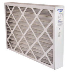 white box air filter disposable