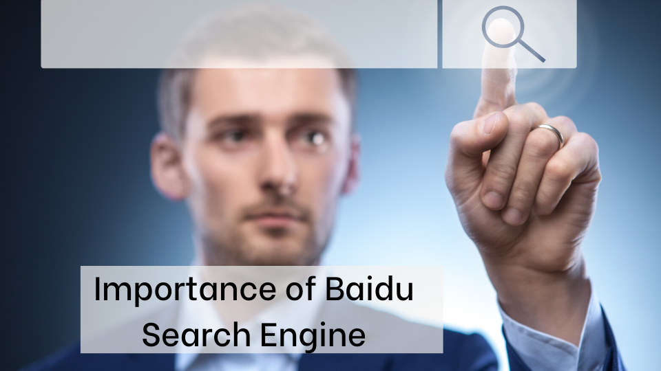 Baidu importance for SEO
