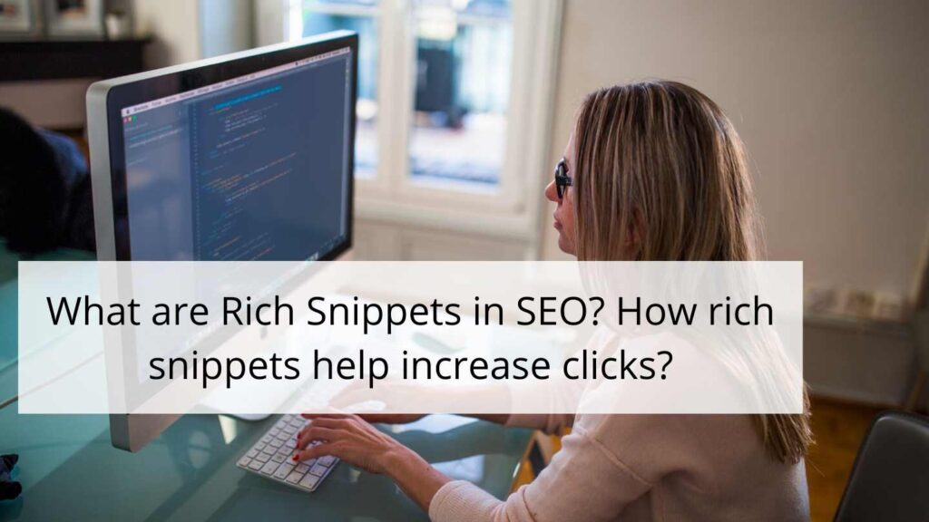 Rich Snippets in SEO