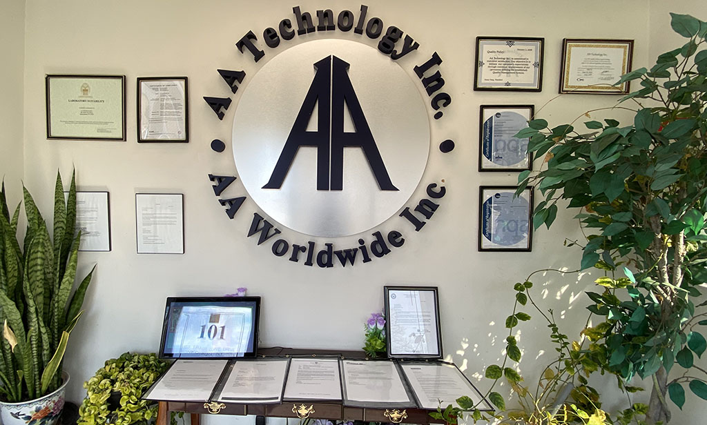 AA Technology Inc.