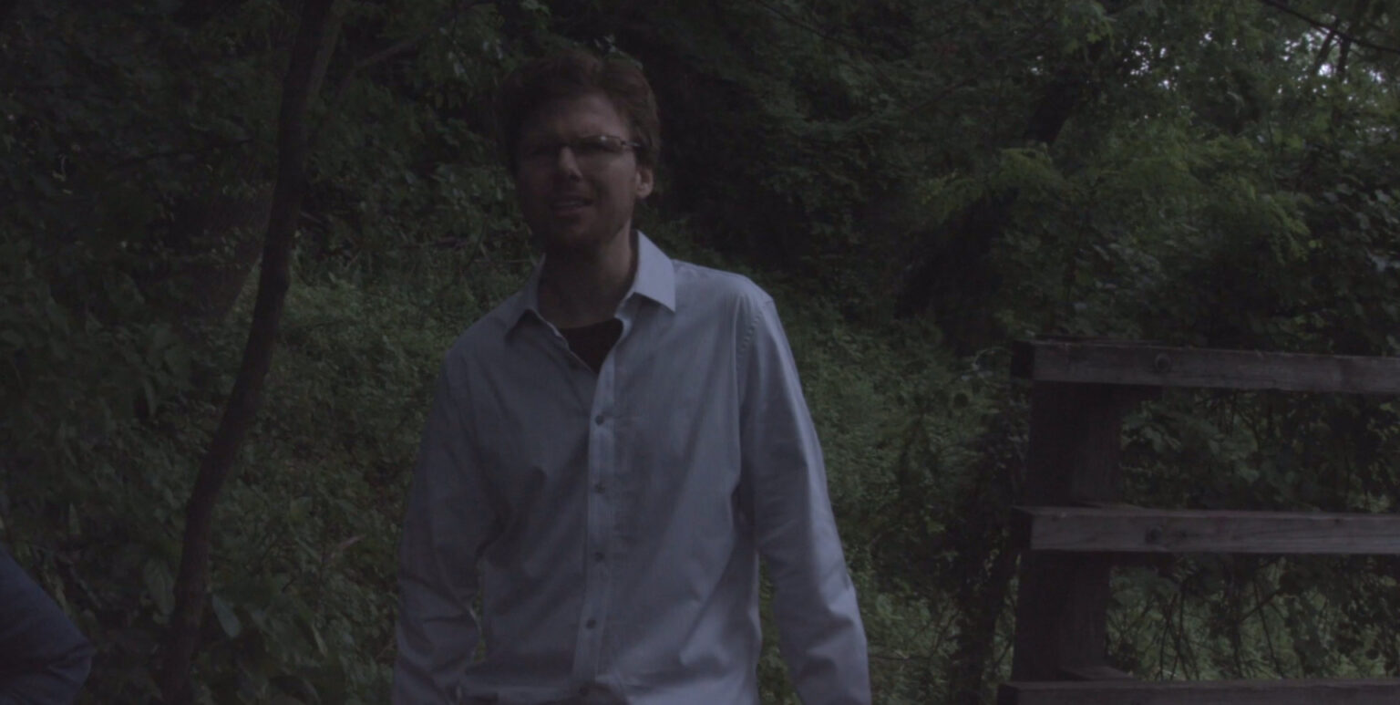 Photo 1 The_Confined_shortfilm_Thomas_J._OBrien_cast_as_Landry_production_still