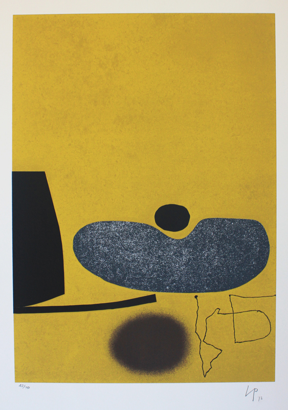 Victor Pasmore Points Of Contact 16
