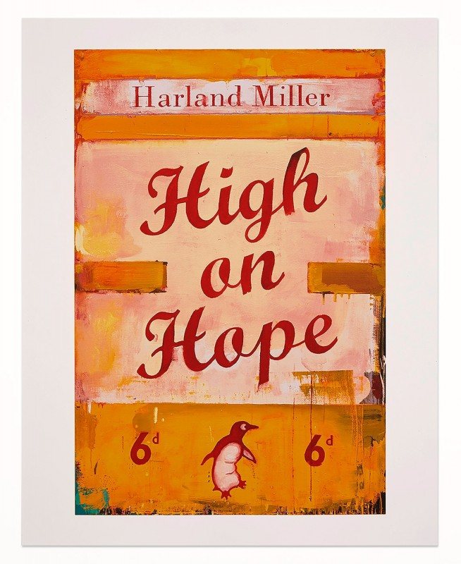 Harland Miller High On Hope