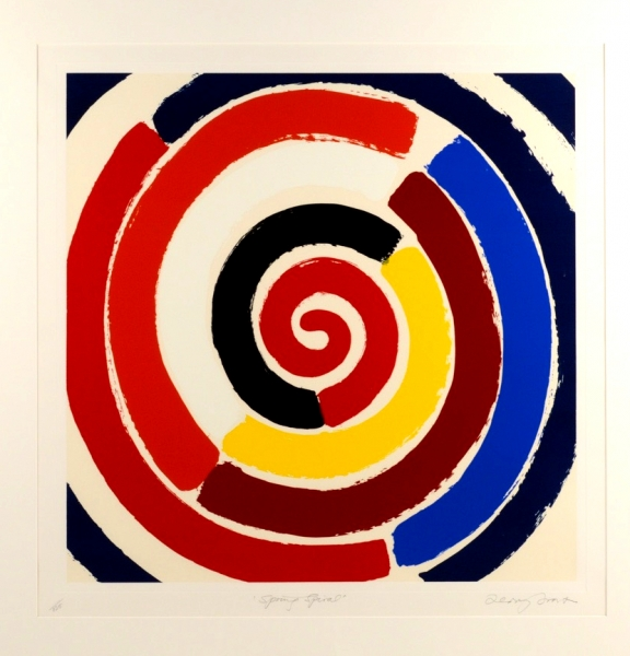 Terry Frost Spring Spiral