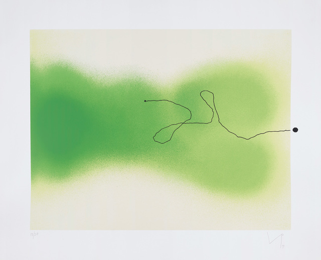 Victor Pasmore Untitled 11