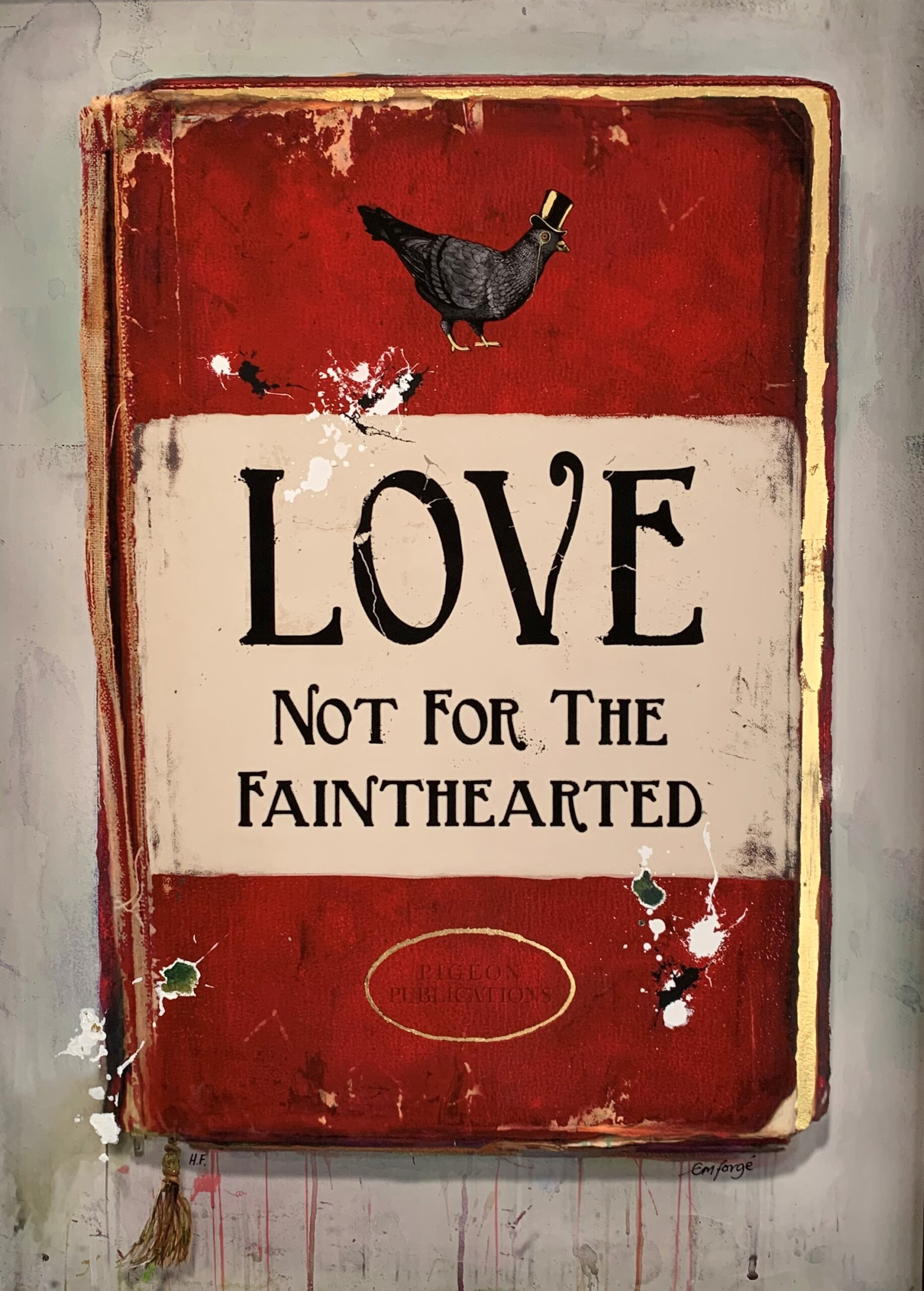 Love Not For The Fainthearted