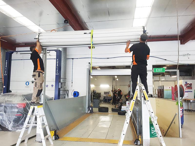 garge doors repair and service