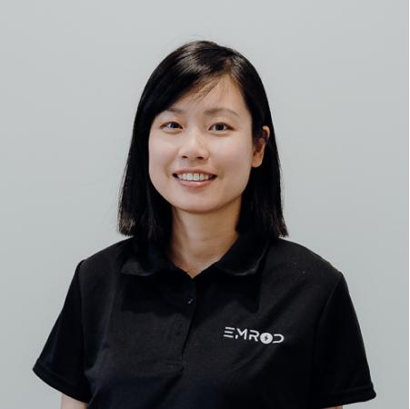 Teresa Mak, Antenna Engineer-1