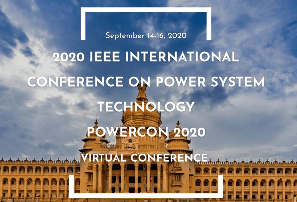 Emrod at IEEE POWERCON 2020