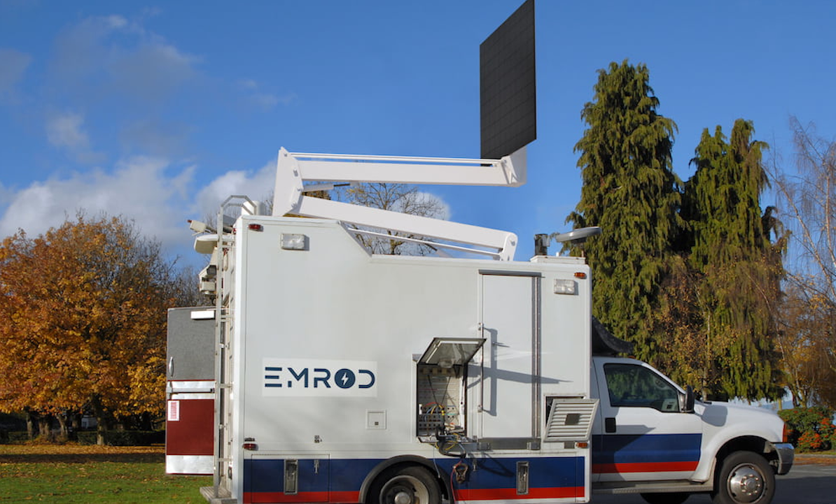 Emrod's Telecommunications outage response system