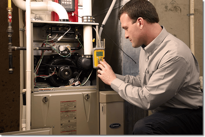 Annual Heating Tune Up and Maintenance Houston