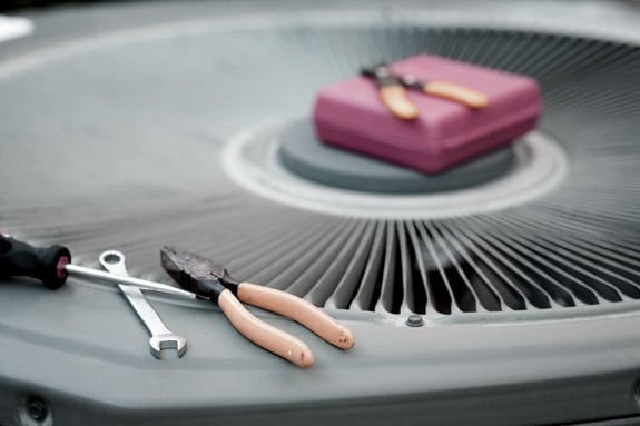 Air Conditioning Tune Checklist