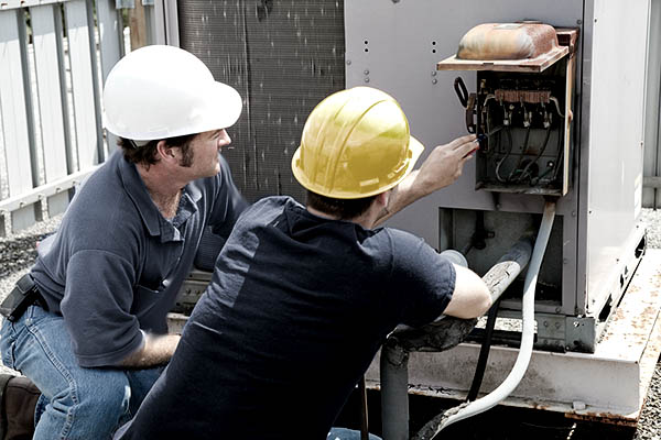 Houston Commercial HVAC Contractors