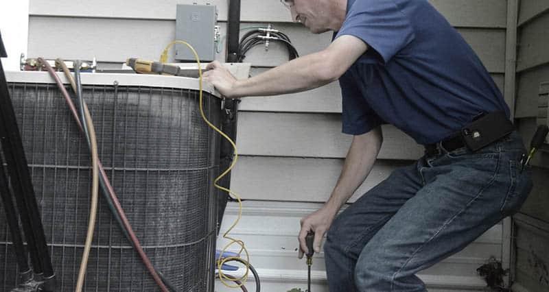 AC and Heating Repair Near Houston