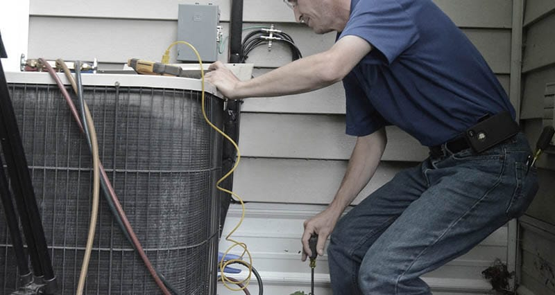 AC and Heating Repair Near Houston