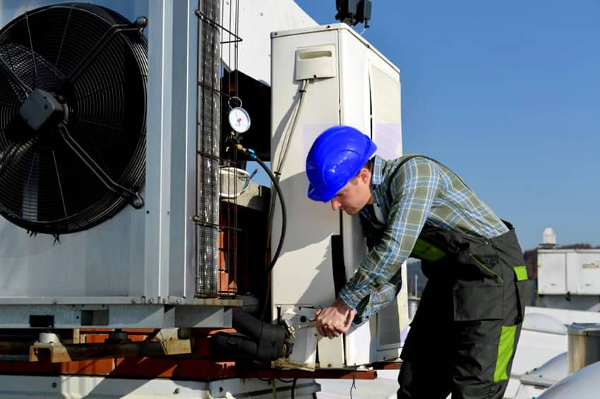 Commercial Air Conditioning Services in Pearland TX
