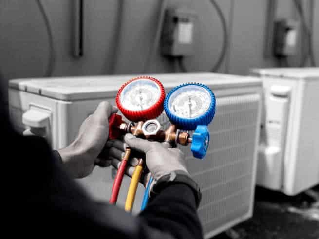 Full HVAC Service Company in Spring TX
