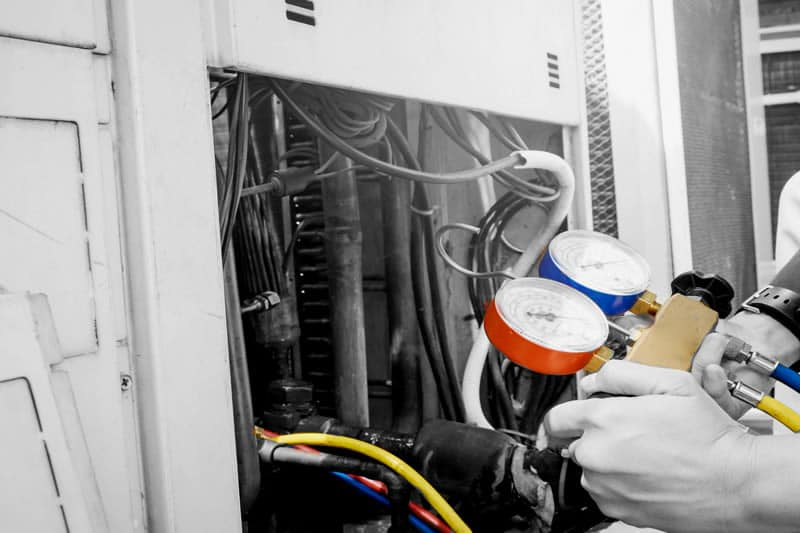 HVAC System Services in North Houston TX