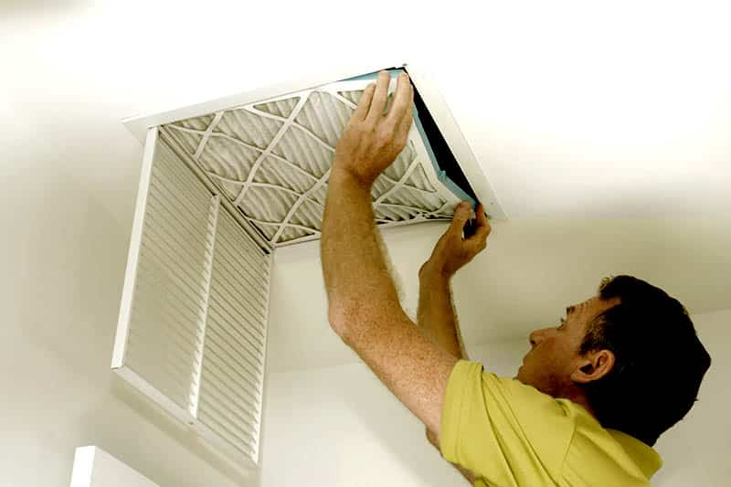 Where Is Your AC Filter?