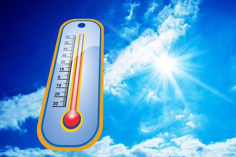 Do High Outdoor Temperatures Affect My AC?