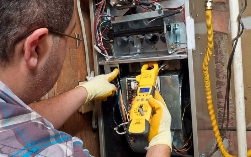Annual HVAC Maintenance in Spring, TX