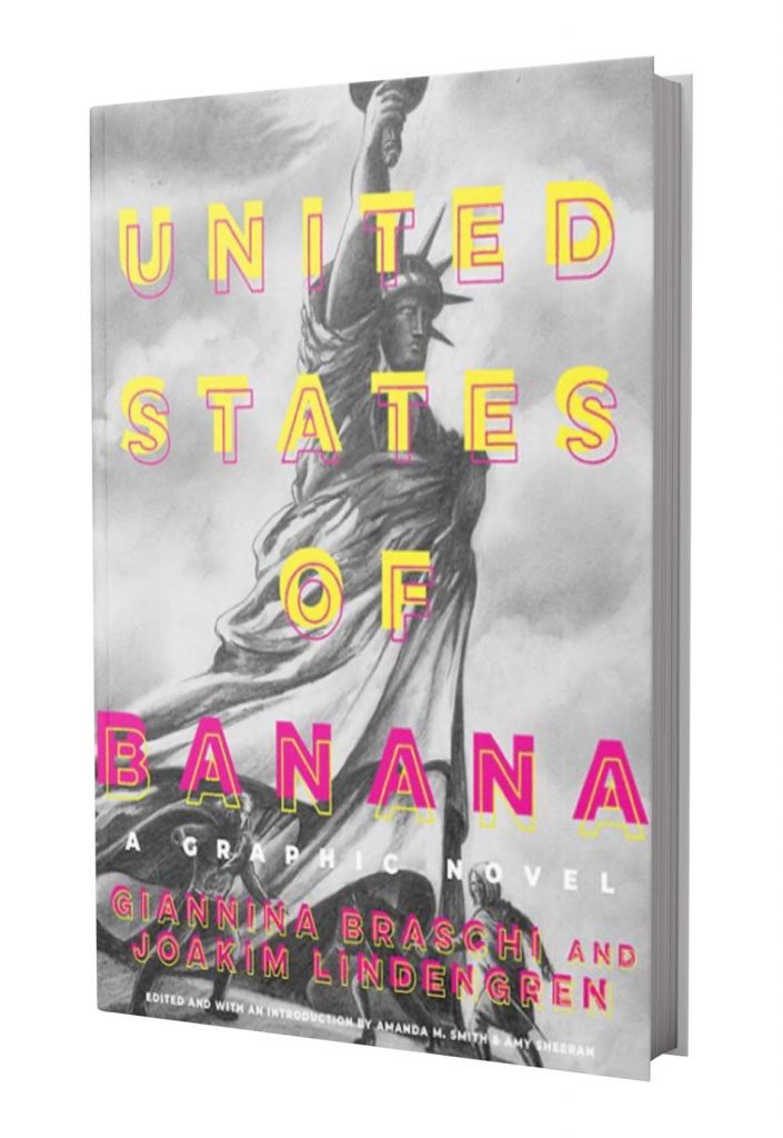 United States of Banana comic book cover