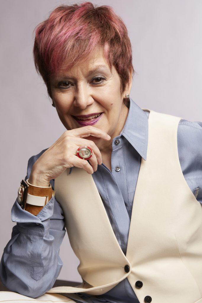 Headshot of poet Giannina Braschi