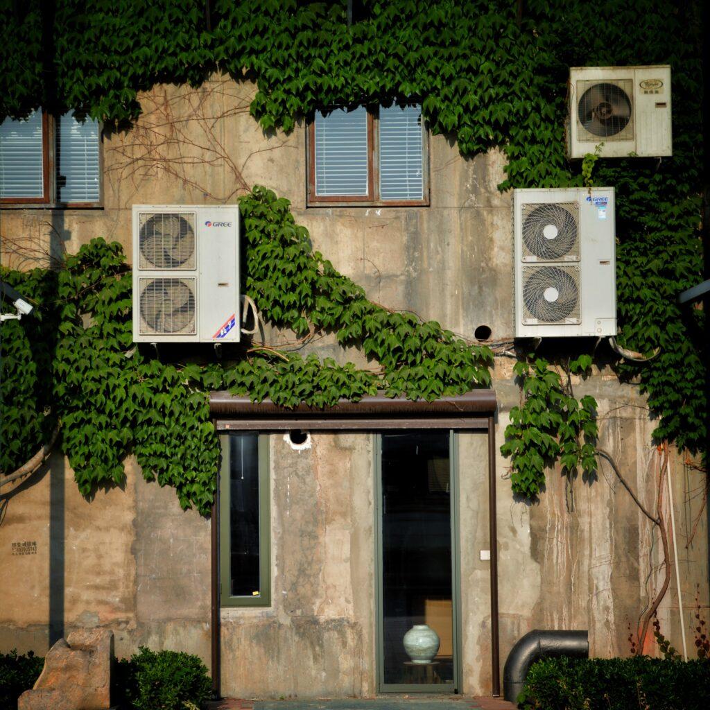 Enfriamiento evaporativo y aire lavado
