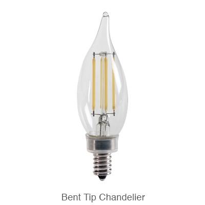 Light Bulbs Ace Lighting Direct, Home Depot Canada Led Chandelier Bulbs