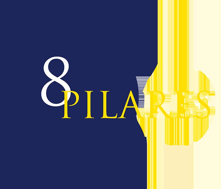 8 pilares