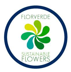 logo certificación florverde
