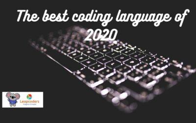 best coding language