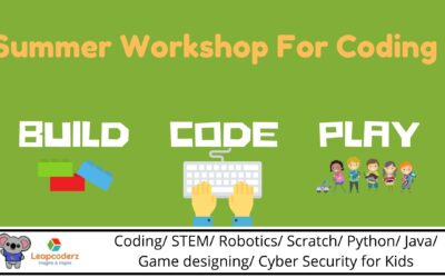 Summer camp for coding
